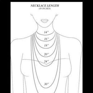 fancy fashions Jewelry - Delicate silver dot necklace